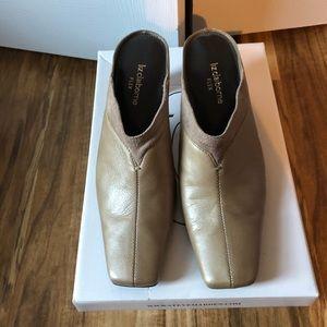 Liz Claiborne leather mule